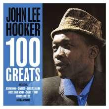 John Lee Hooker: 100 Greats, 4 CDs