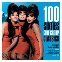 100 60's Girl Group Classics, 4 CDs