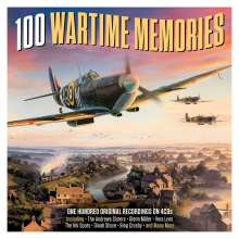 Hundred Wartime Favourites, 4 CDs