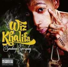 Wiz Khalifa: Smoking Everyday, CD