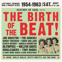 The Birth Of The Beat 1954 - 1963, 2 CDs