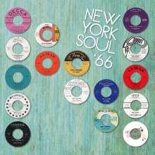 New York Soul '66, 2 CDs