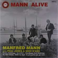 Manfred Mann: Alive (Limited-Edition) (mono), LP