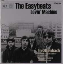 "The Easybeats: Lovin' Machine EP (mono), Single 7"""
