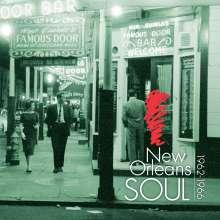 New Orleans Soul 1962 - 1966, 4 CDs
