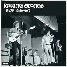 The Rolling Stones: Live 1966 - 1967, LP