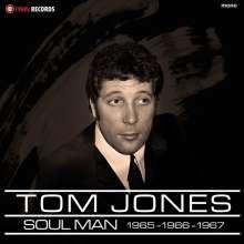 Tom Jones: Soul Man (BBC Sessions 1965-1967) (mono), LP