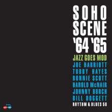 Soho Scene 1964 - 1965 (Jazz Goes Mod), 4 CDs