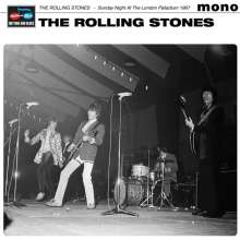 "The Rolling Stones: Sunday Night At The London Palladium 1967 EP (mono), Single 7"""