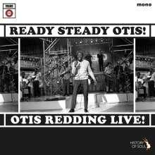 Otis Redding: Ready, Steady, Otis! (Otis Redding Live!) (mono), LP