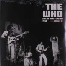 The Who: Live In Amsterdam 1969, LP