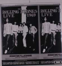 The Rolling Stones: Live At The Oakland Coliseum 1969, LP