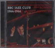 Ronnie Scott (1927-1996): BBC Jazz Club 1964 - 1966, CD