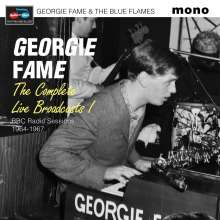 Georgie Fame (geb. 1943): The Complete Live Broadcasts 1 (BBC Radio Sessions 1964 - 1967), 2 CDs