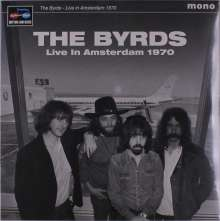 The Byrds: Live In Amsterdam 1970 (mono), LP