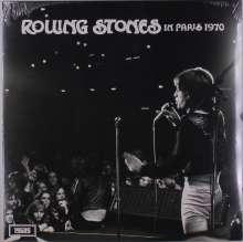 The Rolling Stones: Let The Airwaves Flow Vol. 5: Paris 1970, LP