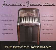 Jukebox Favourites: The Best Of Jazz Piano, 4 CDs
