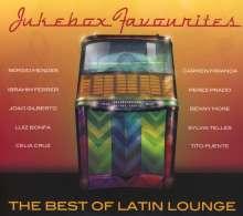Jukebox Favourites: The Best Of Latin Lounge, 4 CDs