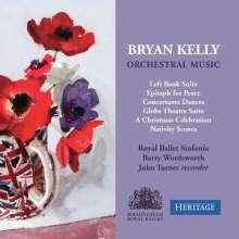 Bryan Kelly (geb. 1934): Orchesterwerke, CD