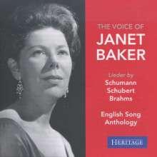 Janet Baker - The Voice of Janet Baker, 2 CDs