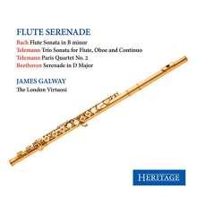 James Galway - Flute Serenade, CD
