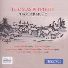 Thomas Pittfield (1903-1999): Kammermusik, CD