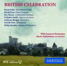 British Celebration, CD