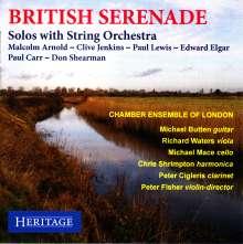 British Serenade, CD