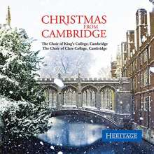 King's College Choir - Christmas from Cambridge, CD