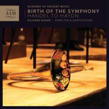 Academy of Ancient Music - Birth of the Symphony, CD