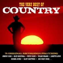 The Very Best Of Country, 3 CDs