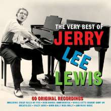 Jerry Lee Lewis: The Very Best Of Jerry Lee Lewis, 3 CDs