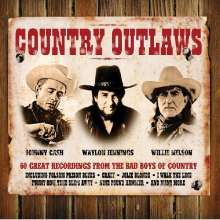 Country Outlaws, 3 CDs