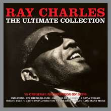 Ray Charles: Ultimate Collection, 3 CDs