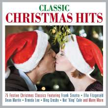 Classic Christmas Hits, 3 CDs