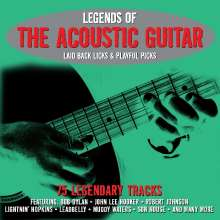 Legends Of The Acoustic Guitar, 3 CDs