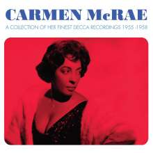 Carmen McRae (1920-1994): A Collection Of Her Finest Decca Recordings 1955 - 1958, 3 CDs