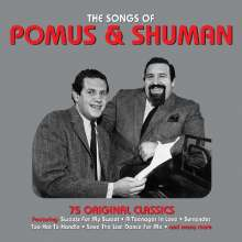 Songs Of Pomus & Shuman, 3 CDs