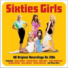 Sixties Girls, 3 CDs