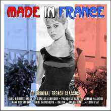 Made In France, 3 CDs