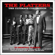 The Platters: Ultimate Collection, 3 CDs