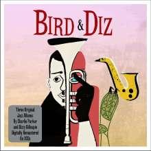 Charlie Parker & Dizzy Gillespie: Bird & Diz, 3 CDs
