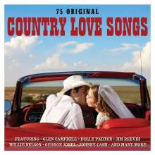 Country Love Songs, 3 CDs