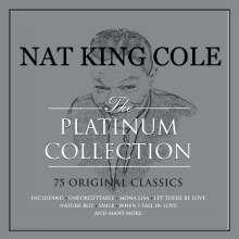 Nat King Cole (1919-1965): Platinum Collection, 3 CDs
