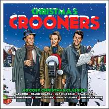 Christmas Crooners: 60 Cosy Christmas Classics, 3 CDs