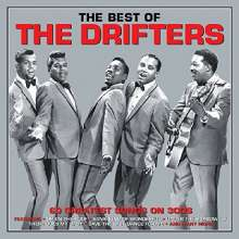 The Drifters: The Best Of The Drifters: 60 Greatest Songs, 3 CDs