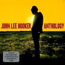 John Lee Hooker: Anthology, 3 CDs