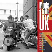 Mods In The UK (180g), LP