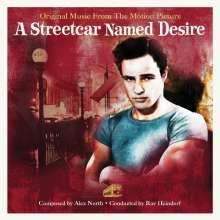 Alex North (1910-1991): Filmmusik: A Streetcar Named Desire (180g), LP