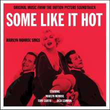 Filmmusik: Some Like It Hot (O.S.T.), LP